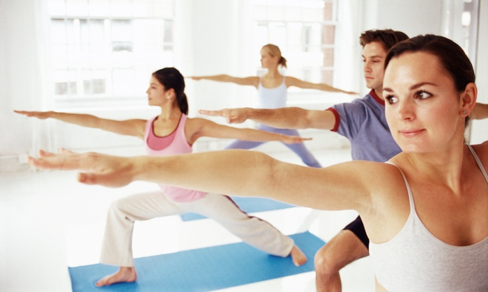 Bodhi Yoga - The Uplands: 10 Yoga Classes or One Month of Unlimited Yoga Classes at Bodhi Yoga (Up to 72% Off)