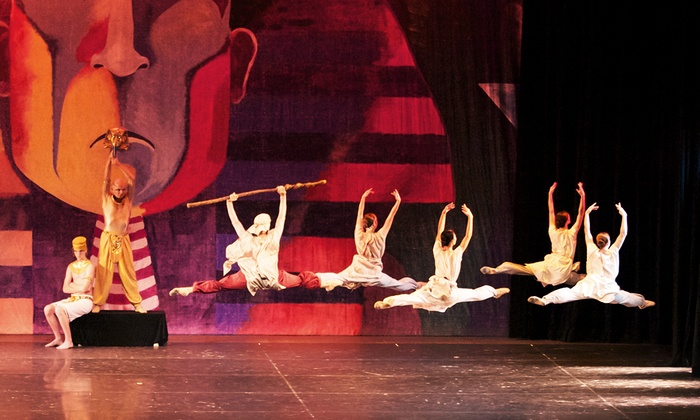 "Ballet Magnificat!'s ""Deliver Us"" - Olmstead Performance Arts: Ballet Magnificat!'s ""Deliver Us"" for Two at Olmsted Performing Arts Center on March 20 at 7 p.m. (Up to 50% Off)"