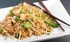 Thai Gold Triangle - Renton: $15 for Three Groupons, Each Good for $10 Worth of Thai Cuisine at Thai Gold Triangle Restaurant ($30 Total Value)