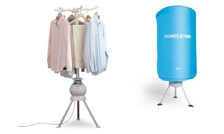 secamatic electric clothes dryer