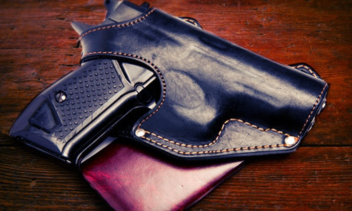 Advanced Training CCW - Belleville: $75 for a Concealed-Pistol Class with Gun Rental and Lane Fees at Advanced Training CCW ($150 Value)