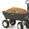 Gorilla Carts 400- or 1,000-lb. Capacity Gardening Carts