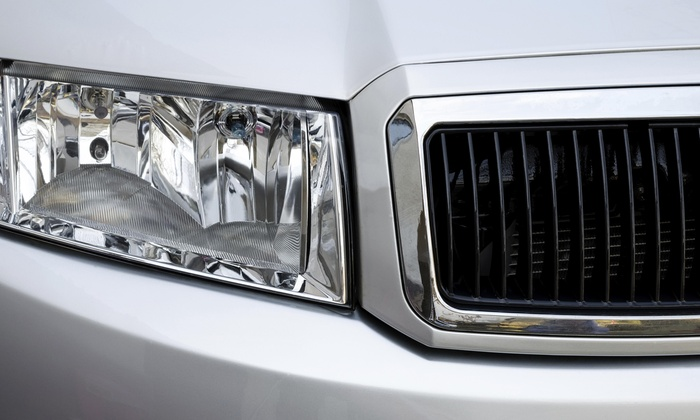 Auto Armor Of Asheville - Asheville: Headlight Cleaning and Scratch Removal from Auto Armor of Asheville (50% Off)