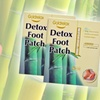 Goldrelax Japanese Bamboo-Vinegar Foot Detox Patches