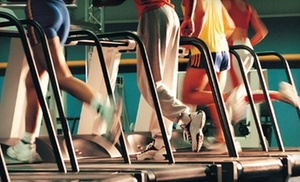 Fourth Power Fitness: One- or Three-Month Gym Membership with Fitness Classes at Fourth Power Fitness (Up to 75% Off)