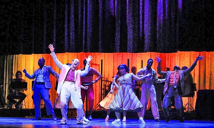 """Memphis"" - Santander Performing Arts Center: ""Memphis"" the Musical at The Santander Performing Arts Center on May 5 at 7:30 p.m. (Up to 40% Off)"