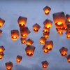Chinese Lanterns from Chinese Sky Lanterns