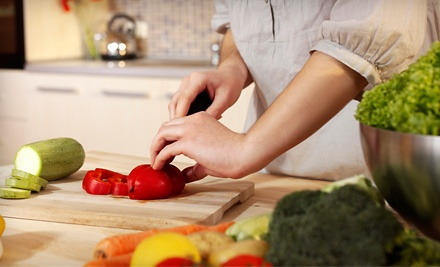 90-Minute Cooking Class for Two or Four at Gourmand Cooking School (Half Off)