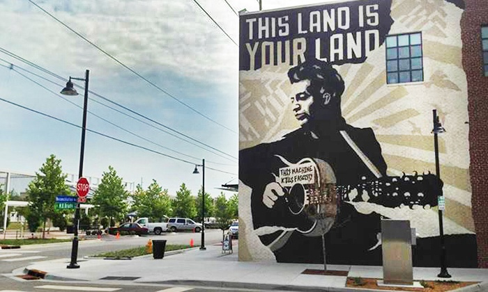 Woody Guthrie Center - Brady Arts District: Admission or Membership to Woody Guthrie Center (Up to 64% Off). Six Options Available.