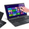 "Acer 15.6"" Touchscreen Notebook with Quad-Core Processor and 500GB"
