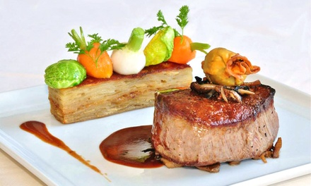 California-French Cuisine for Dinner at Bernard'O Restaurant (Up to 40% Off). Two Options Available.