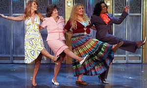 Menopause: Menopause the Musical on March 29, at 7:30 p.m.
