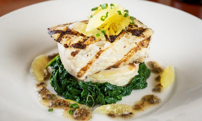 Trio Bistro - Cincinnati: $20 for $40 Worth of Upscale Contemporary American Cuisine for dinner or Sunday Brunch at Trio Bistro