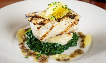 $20 for $40 Worth of Upscale Contemporary American Cuisine for dinner or Sunday Brunch at Trio Bistro