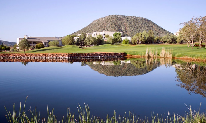 The Ridge on Sedona Golf Resort - Village of Oak Creek (Big Park): Stay for up to Four at The Ridge on Sedona Golf Resort in Sedona, AZ