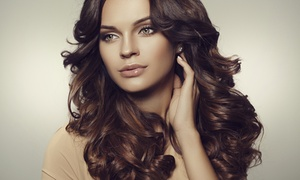Sapphire Essence: Style Cut, Blow-Wave + Treatment with Half-Head Foils ($59) or Full-Head Balayage ($89) at Sapphire Essence (Up to $300)