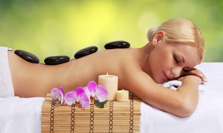 60-Minute Swedish or CBD Oil Massage with Hot Stones at Acu Massage & Spa (Up to 50% Off)