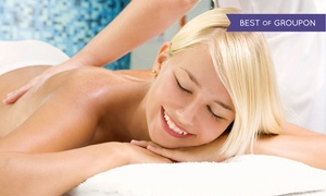 Journey Body Studio: 60- or 90-Minute Therapeutic or Hot-Stone Massage at Journey Body Studio (Up to 73% Off)