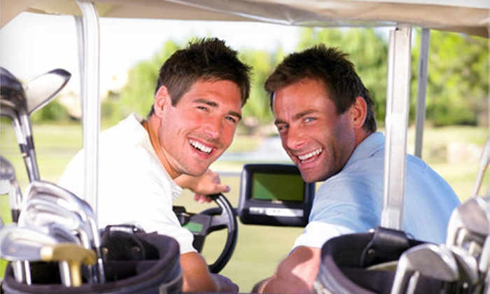 """The Season Ain't Over Yet"" Golf Tournament - The Meadows Golf and Country Club: Golf Tournament with Lunch and Dinner for Two or Four at The Meadows Golf and Country Club (Up to 54% Off)"