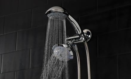 DreamSpa 19-Setting 3-Way Shower Combo