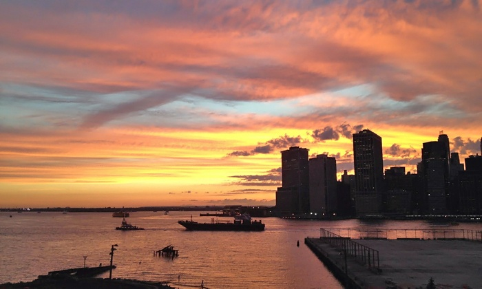 Essential Oils Class - Brooklyn Heights: Learn to Use Essential Oils While Watching the Sun Set