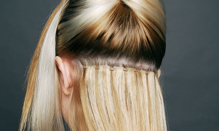VNL Hair Color Studio - Oakland Park: Partial Head of Hair Extensions from Vnl Hair Color Studio