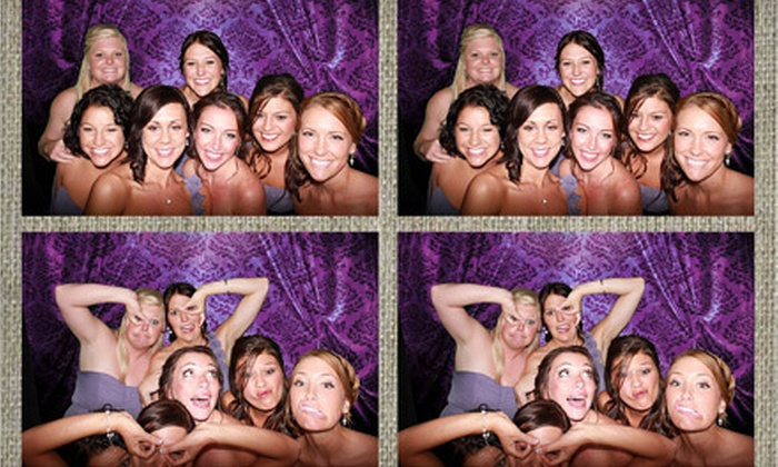 Mr. Smiles Photo Booth - Mr. Smiles Photo Booth: $299 for a Four-Hour Photo-Booth Rental from Mr. Smiles Photo Booth ($800 Value)