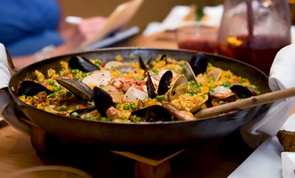 Upscale Tapas Cuisine at emBargo (Up to 48% Off). Two Options Available.