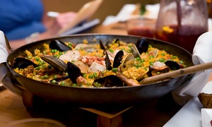 emBargo: Tapas for Two, Four, or More at emBargo (Up to 58% Off)