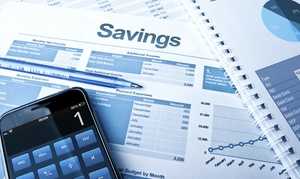 Square Business Consulting: Financial and Tax Consulting Services at Thompson and Co. (56% Off)