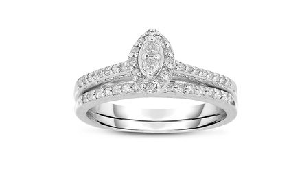 3/8 ct.tw. Diamond Ring