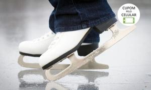 Frozen Time Patinação: Frozen Time Patinação – Betim: 30 minutos de patinação no gelo