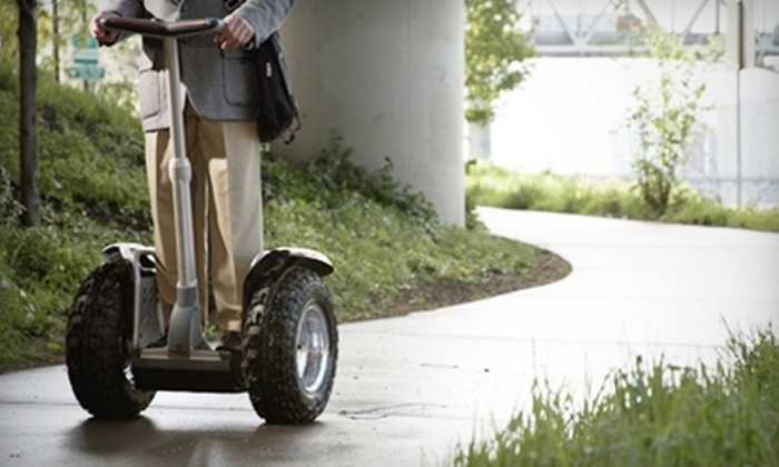 DeTours - Center City East: 90-Minute or Three-Hour Segway Tour of Center City from DeTours (Up to 58% Off)