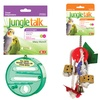 Jungle Talk Toys for Small and Medium Birds
