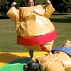 50% Off Boxing or Sumo Inflatable Rentals