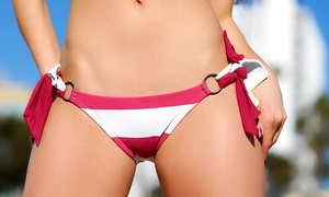 Beauty Perfection: Brazilian or Hollywood Waxing with Optional Underarms and Half Legs Waxing at Beauty Perfection (Up to 67% Off)