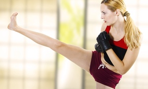 Maspeth Kickboxing: One, Three, or Eight Kickboxing Boot Camp Classes at Maspeth Kickboxing (Up to 77% Off)