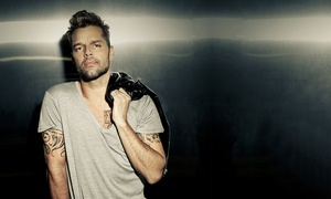 Ricky Martin: Ricky Martin on October 15 at 7:30 p.m.