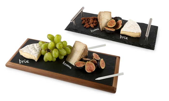 Core Bamboo Slate Serving Trays: Core Bamboo Slate Serving Trays. Multiple Styles Available. Free Returns.