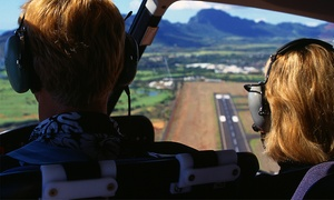 Challenger Helicopters: Helicopter Flight Simulator Experience for One or Two at Challenge Helicopters (75% Off)