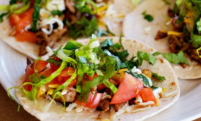 image for $8 for $16 Worth of Mexican Food at Felipe's Tacos