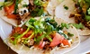 50% Off Dine In or Carry Out Mexican Food at Felipe's Tacos