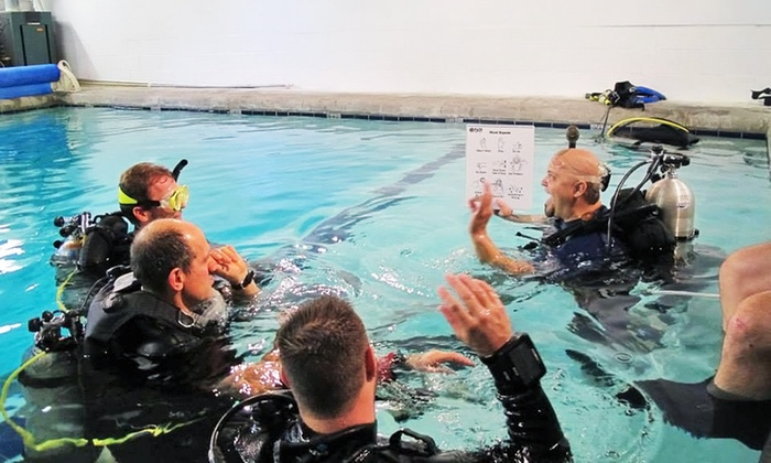 Adventure Sports - Adventure Sports: Discover Scuba Diving Experience for One or Two at Adventure Sports (Up to 35% Off)