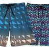 Just Bones Boardwear Boys' Board Shorts