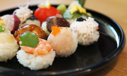Japanese Food at Itadakimasu (Half Off)