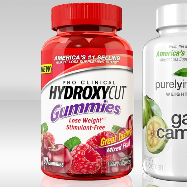 Hydroxycut Gummies And Garcinia Cambogia Weight Loss Supplements