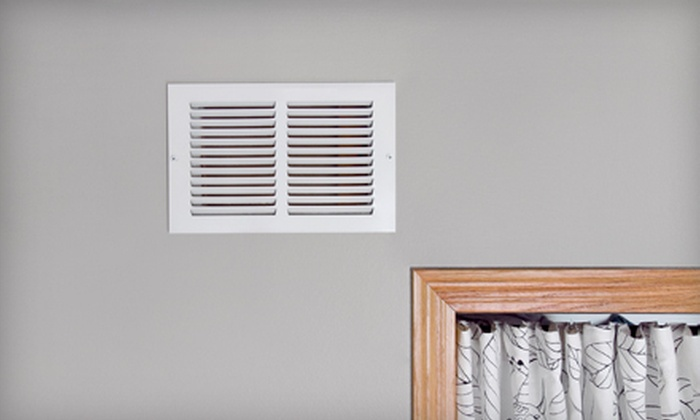 Sterling Cleaning and Restoration - Georgina: $119 for Home Air-Duct Cleaning of Up to 2,000 Square Feet from Sterling Cleaning and Restoration ($278.95 Value)