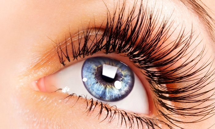 Mixt Cosmetics - Las Vegas: Two Eyelash-Tinting Sessions or a Full Set of Eyelash Extensions at Mixt Cosmetics (Up to 62% Off)