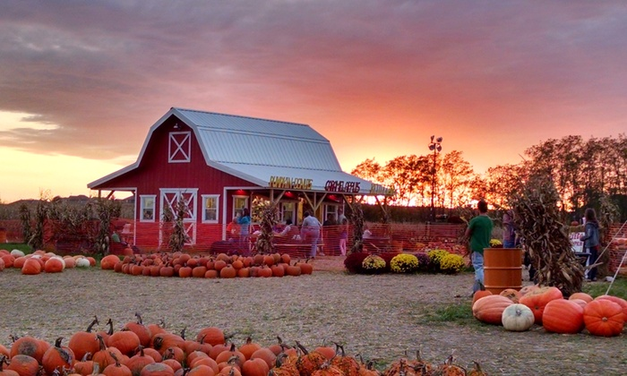 Fun Farm Pumpkin Patch - Northland: Up to 50% Off Admission or Season Pass at Fun Farm Pumpkin Patch