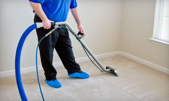 Envirotek Home Care - St Catharines-Niagara: Carpet Cleaning for Two, Three, or Four Rooms or Upholstery Cleaning from Envirotek Home Care (Up to 71% Off)